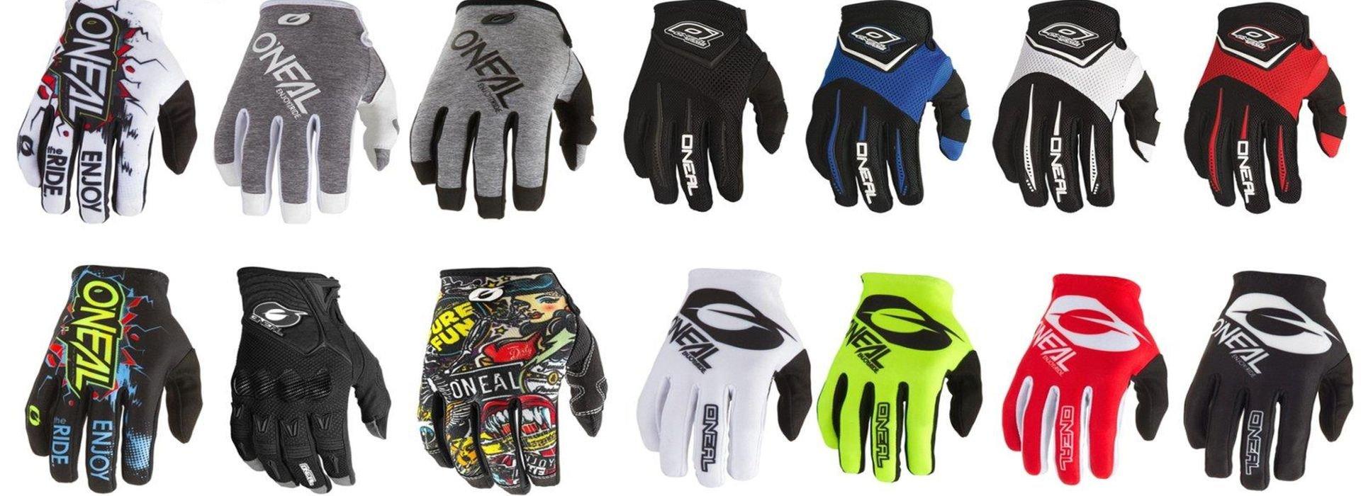 ONeal Butch Carbon Glove Black L//9/