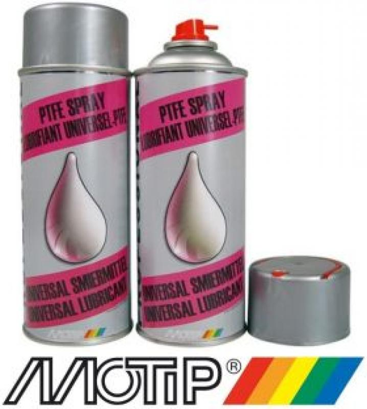 1A MOTIP - PTFE  400ml Spray