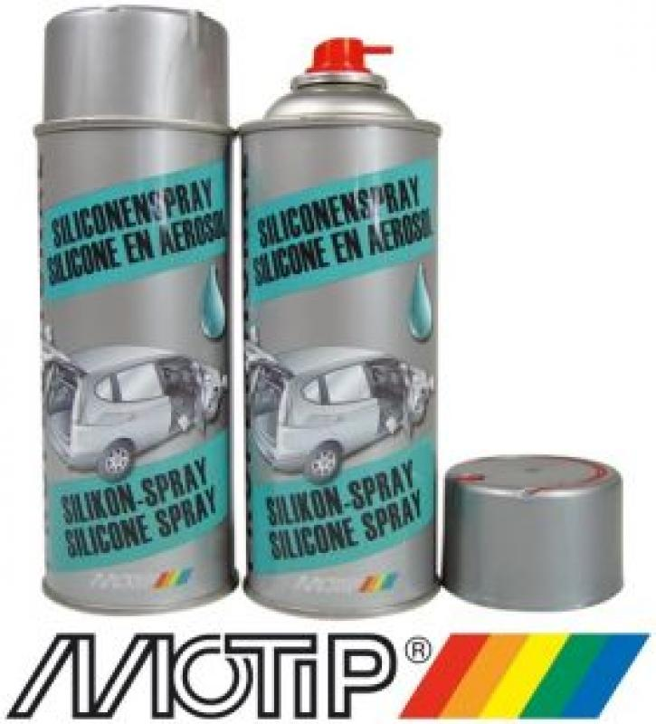 1A MOTIP SILIKON SPRAY 400 ml Dose