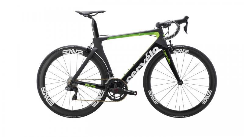 Cervelo S5 Team ``Dimension Data`` Dura Ace Di2 2018 Gr.58cm